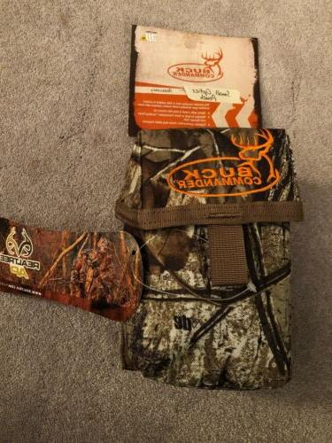small optics pouch hunting gear bag carry