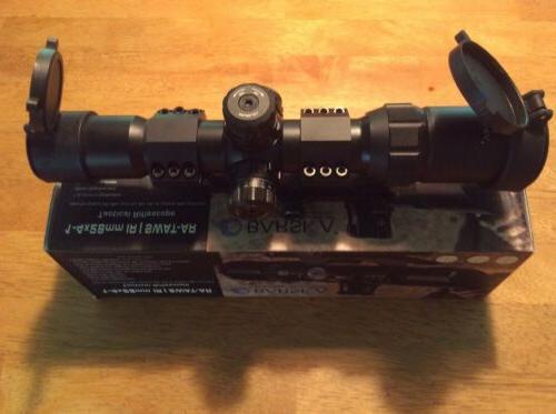 Barska SWAT-AR 1-4x28mm 30mm Scope