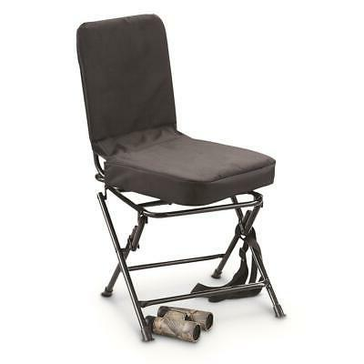 Guide Chair Black