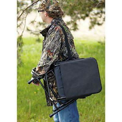 Guide Gear Hunting Chair Black 360 Oversized