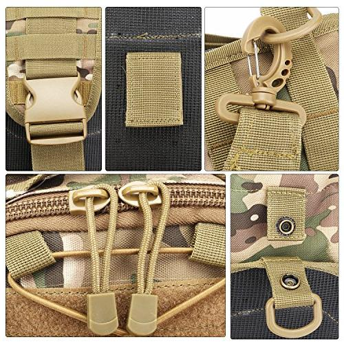 G4Free Outdoor Sport for Hiking, Sling Pack