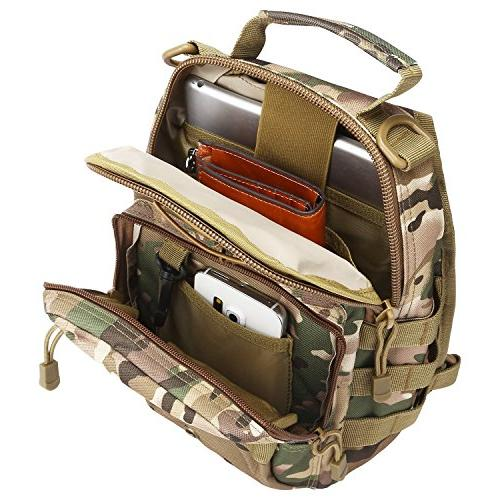 G4Free Tactical Backpack,Military Sport Shoulder for Sling