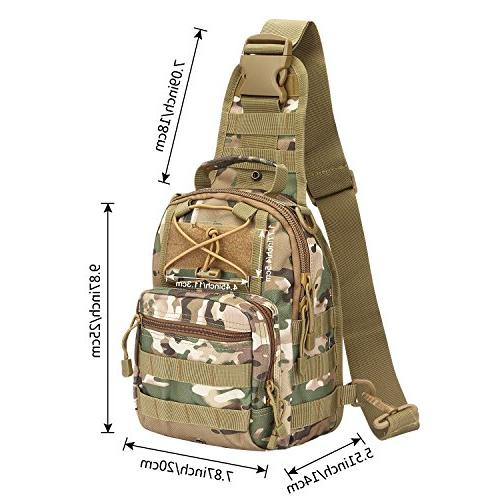 G4Free Backpack,Military Sport Backpack for Hiking, Trekking,Rover