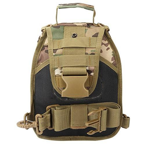 G4Free Sport for Camping, Sling Pack Chest