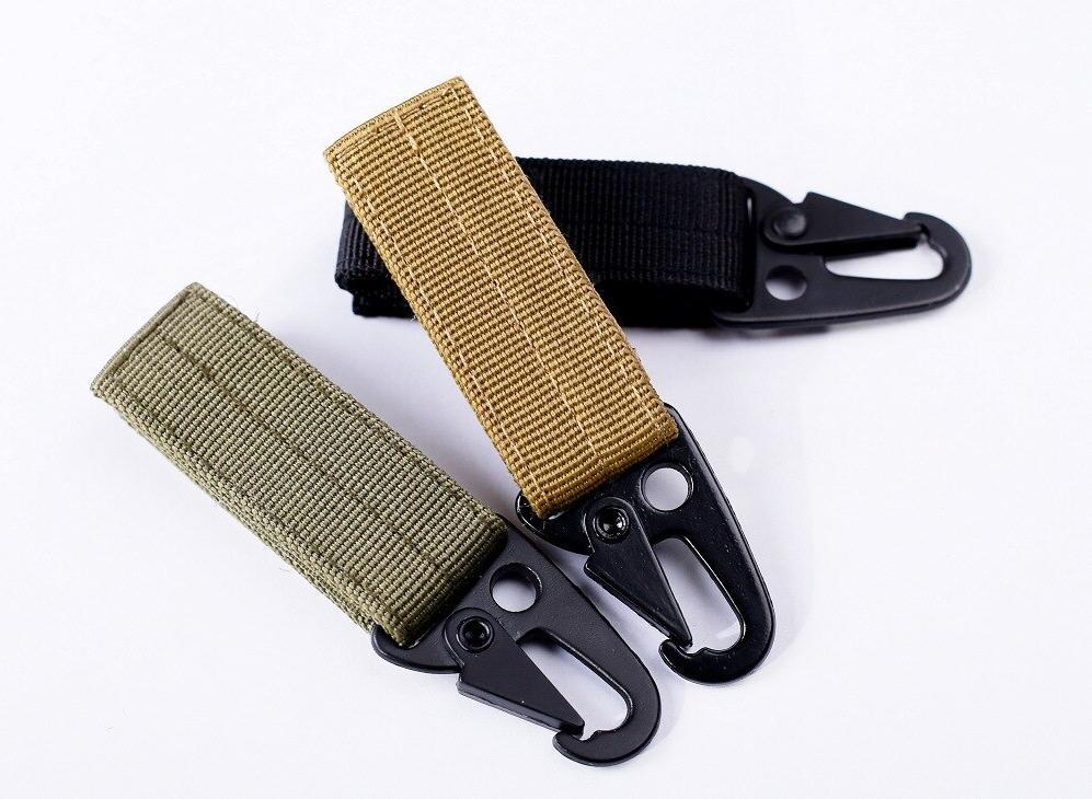 Tactical Carabiner Olecranon <font><b>Gear</b></font> Outdoor Clothing Accessories