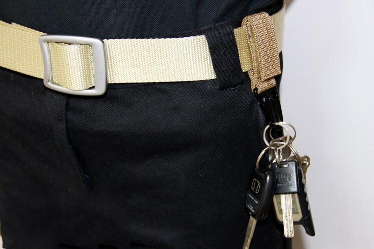 Tactical Carabiner Olecranon <font><b>Gear</b></font> Outdoor <font><b>Hunting</b></font> Clothing Accessories
