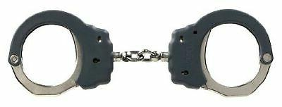 tactical chain handcuffs gray
