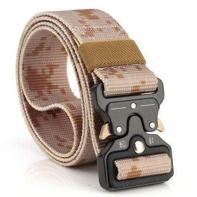 Tactical Combat Gear Waistbelt Duty Hunting
