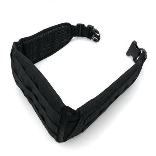 Tactical Belt Weight Waistband Load Bearing