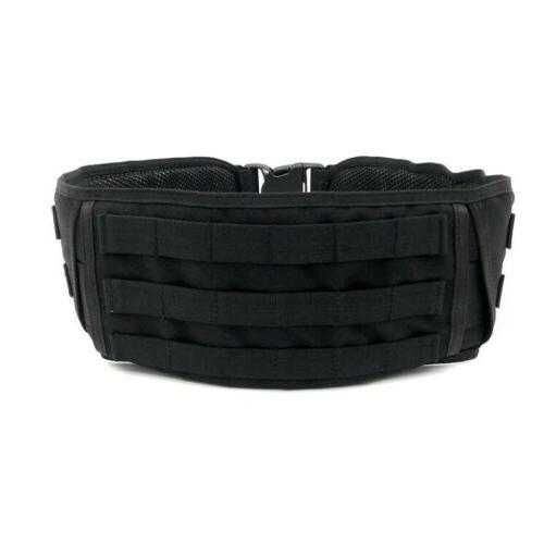 tactical heavy duty belt hunting gear men