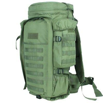 Tactical Molle Case Bag Backpack Drab
