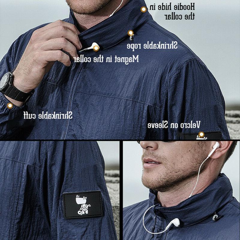ReFire Jacket Hooded Nylon