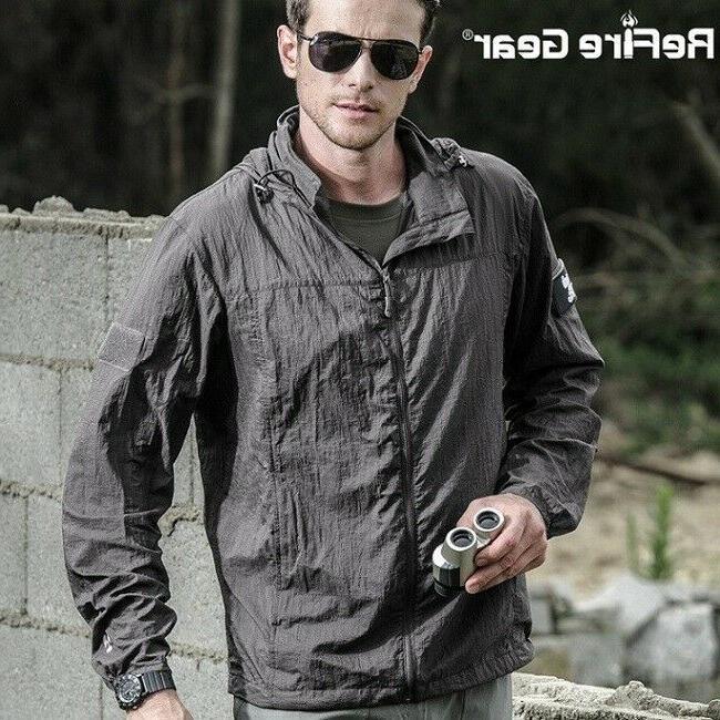 ReFire Tactical Jacket Nylon
