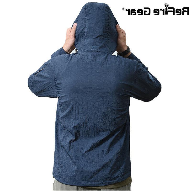 ReFire Gear Jacket Nylon Coats