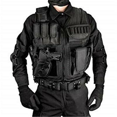 Tactical Military / PALs Adj Vest Police Gear