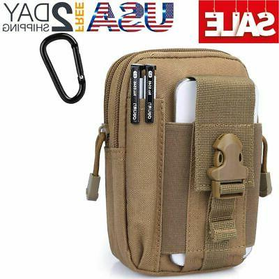 tactical molle pouch compact edc utility gadget