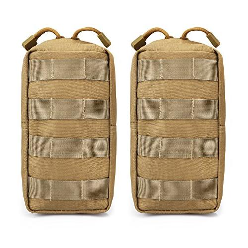 tactical molle pouches compact utility