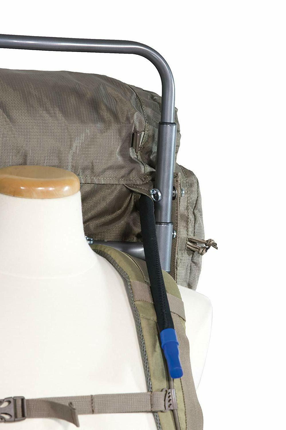 Tactical Rifle Camping Full Gear Frame Bag Pocket
