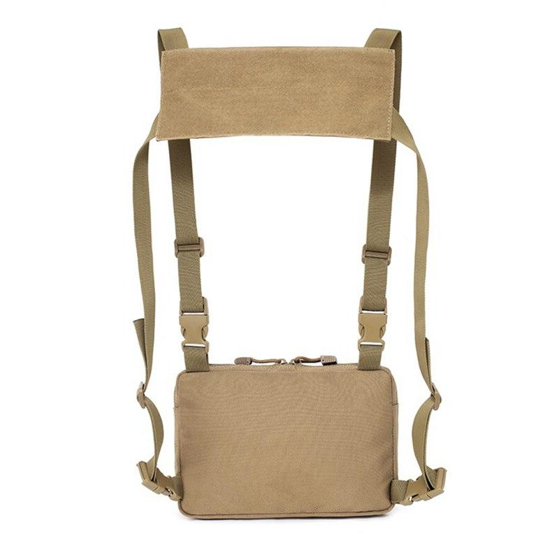 Military Multi-functional Nylon Chest <font><b>Bag</b></font> <font><b>Hunting</b></font> <font><b>Gear</b></font>