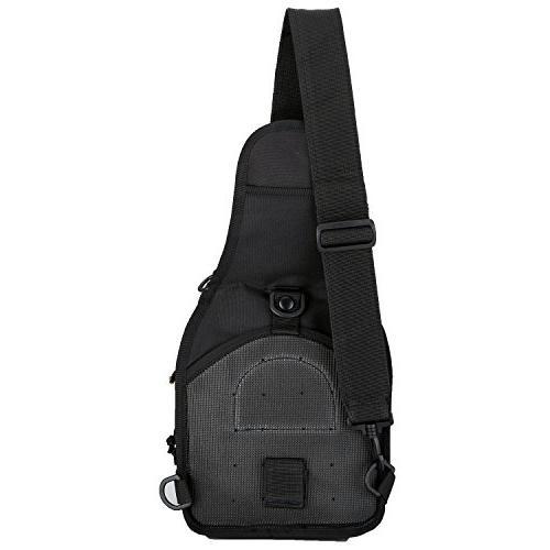 denlix Outdoor Chest Backpack Bag for Rover Men