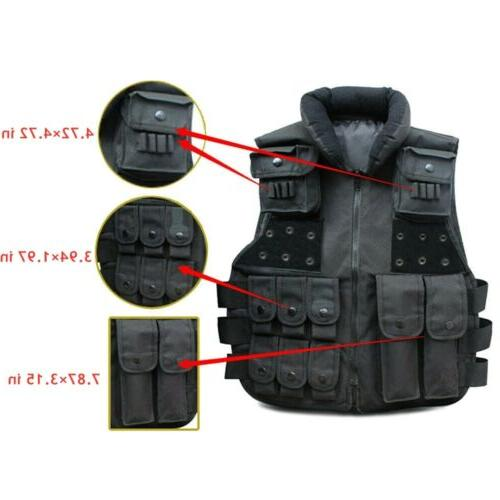Tactical Vest Hunting Combat Protect Gear