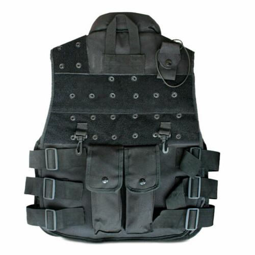 Tactical Military Hunting Gear Black