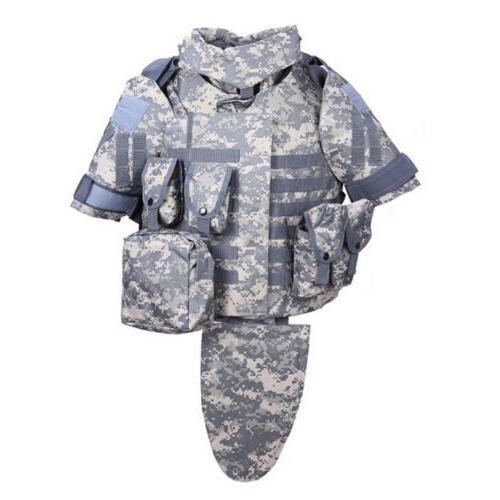 tactical vest military airsoft otv combat survival