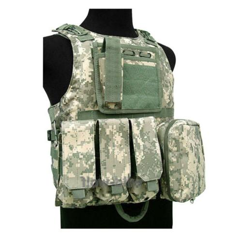 Tactical Military SWAT Carrier