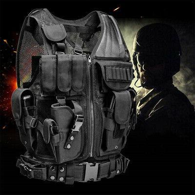 Tactical Vest Carrier JPC Combat Assault