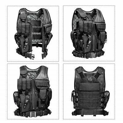 Tactical Vest Military Carrier JPC