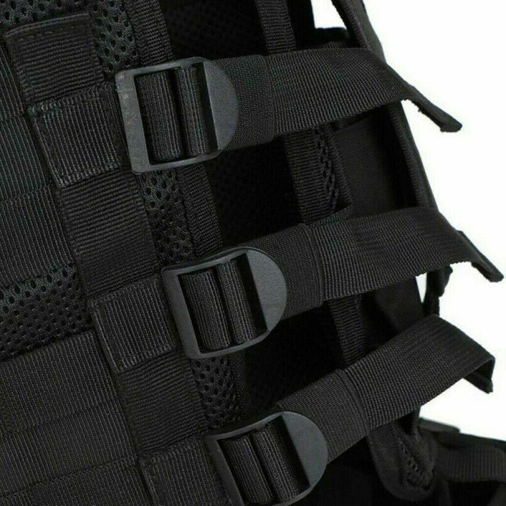 Tactical Vest Military Gun Combat