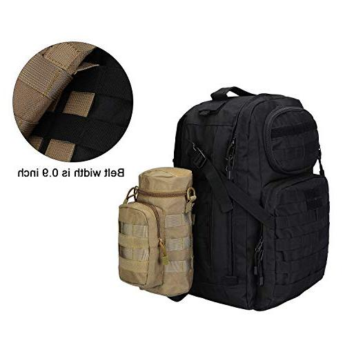 G4Free Tactical Pouch Gadget 1000D H20 Hydration Carrier