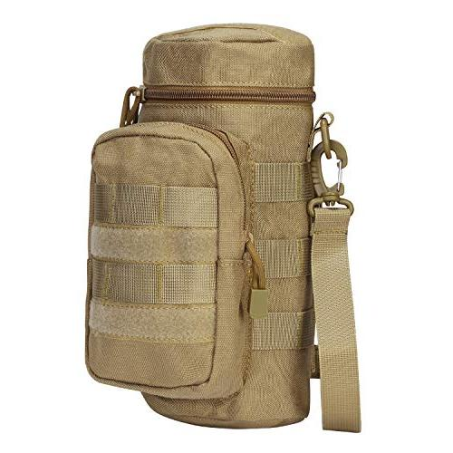 G4Free Tactical Water Pouch Gadget 1000D H20 Hydration Carrier