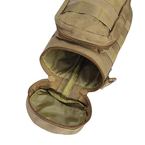 G4Free Water Pouch Molle Gadget 1000D Carrier