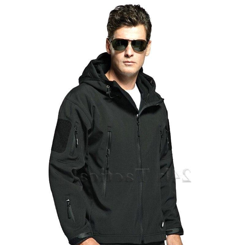 TAD Camouflage <font><b>Jacket</b></font> Shell Tactical Sports <font><b>Jacket</b></font> Multicam
