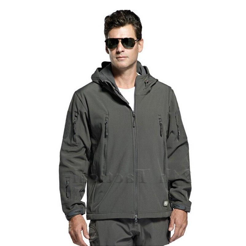 TAD V4.0 Camouflage Lurker Soft Shell Waterproof Windproof Sports <font><b>Jacket</b></font> Multicam