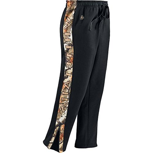team camo sweatpants