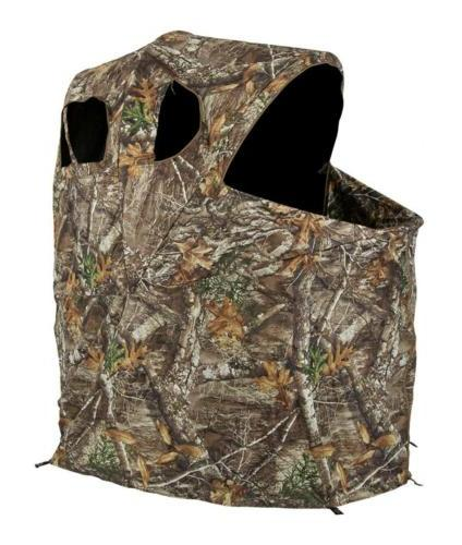 Ameristep Tent Chair Fold Blind, Realtree