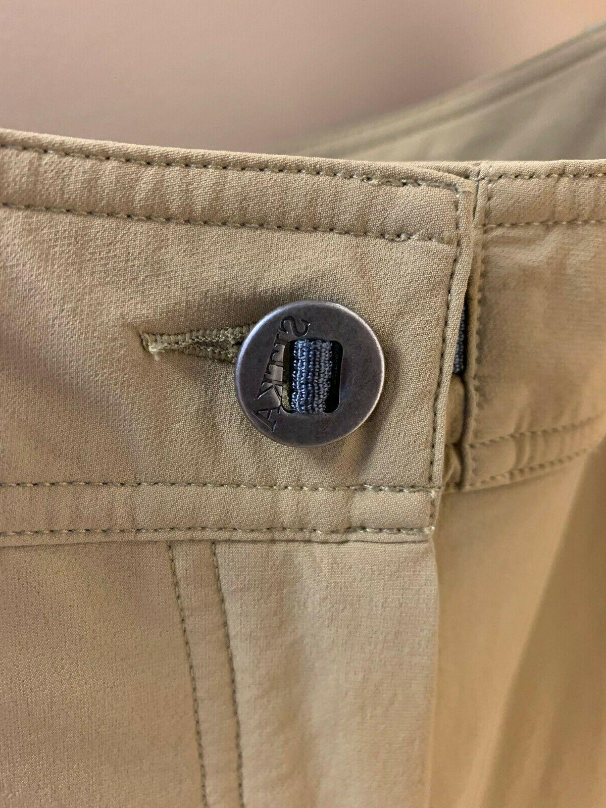 Sitka Pants, Men's size Clay color brand