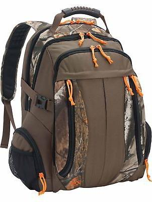the outdoorsman camo backpack
