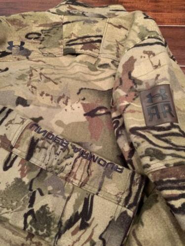 Under MEDIUM Hunting Jacket, Barren,