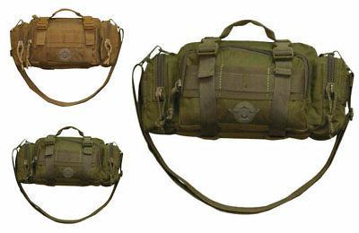 three way deployment bag