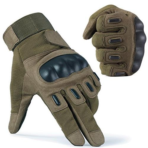 touch army tactical gloves military