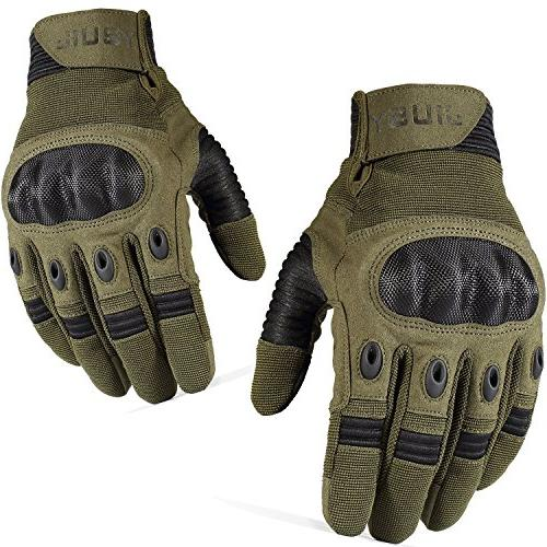 touch tactical military hard knuckle