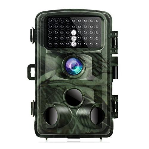 trail night vision game motion
