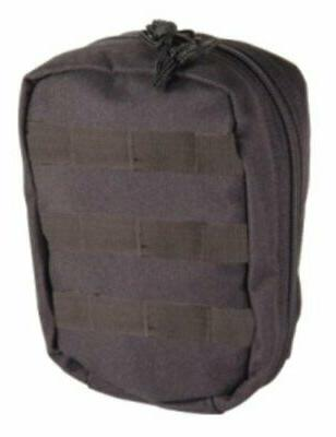 trauma kit first aid black