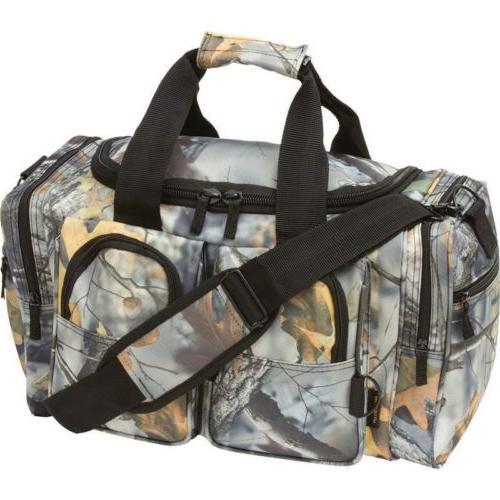tree camo hunting bag shoulder