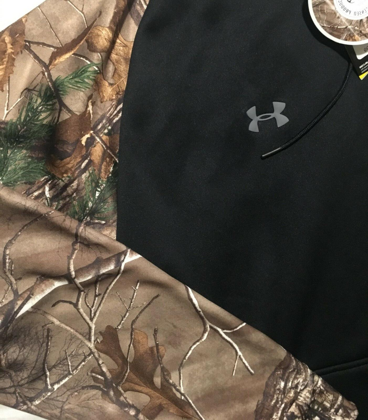 Under Armour UA Hunting Hoodie Storm Gear Realtree