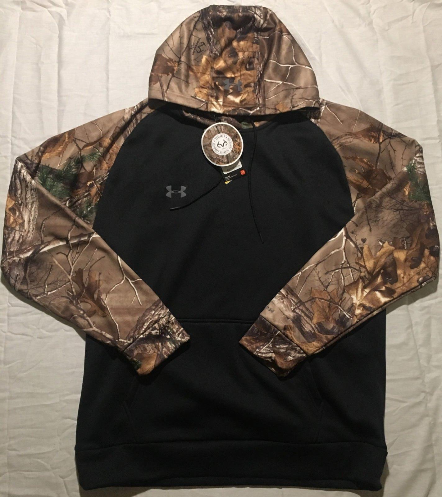 ua hunting hoodie sweatshirt men s large