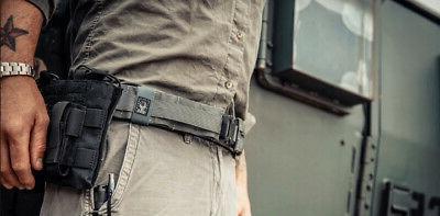 Grey Gear Battle Belt Inner,